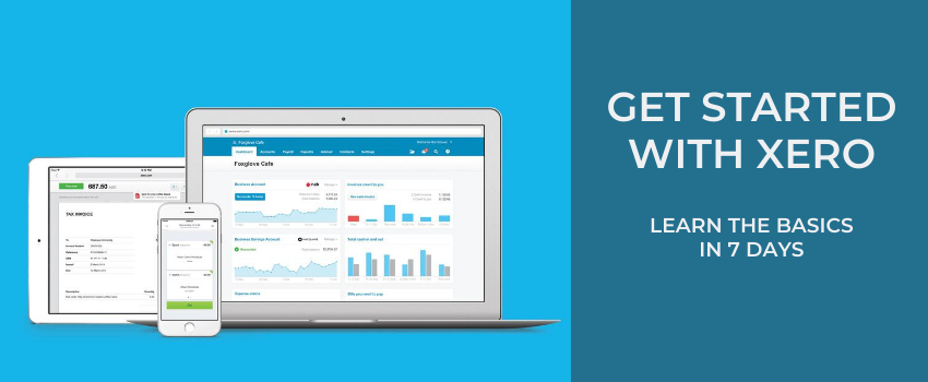 Get Started With Xero